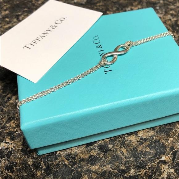 Tiffany & Co. Jewelry - Tiffany &Co NIB .sterling silver bracelet.
